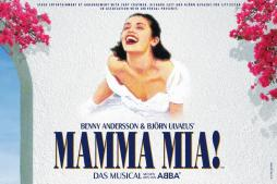 Musical in Hamburg: MAMMA MIA!